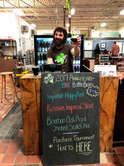 Willow Rock Brewery - Kevin