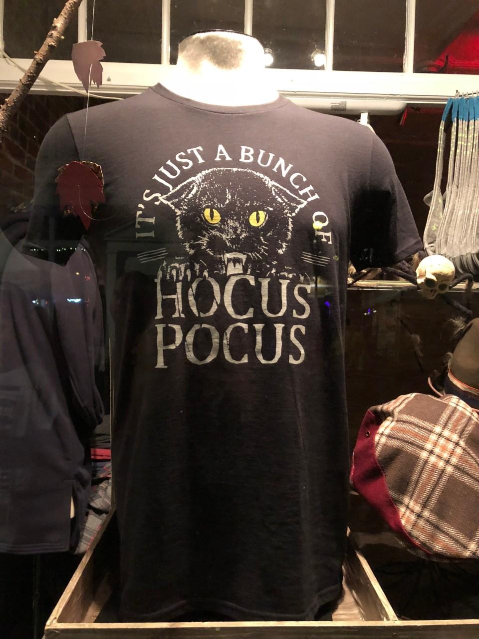 Hocus Pocus TShirt - Salem