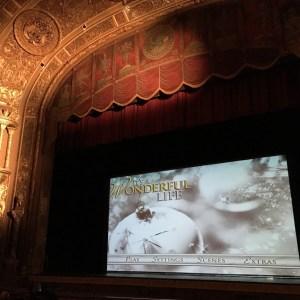 It's A Wonderful Life Screening at the Landmark Theater