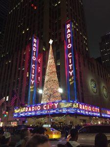 NYC Radio City Music Hall