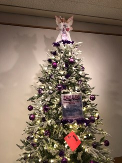 Festival of Trees Purple
