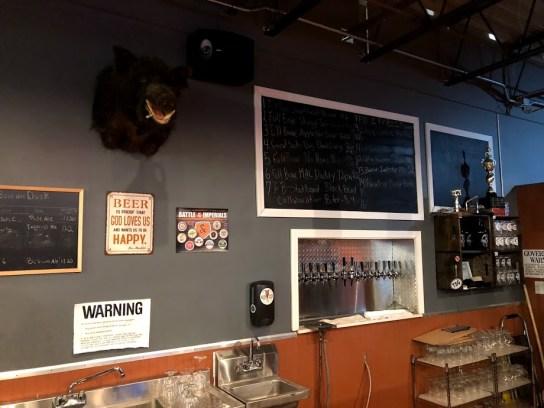 Full Boar Craft Brewery - Heavy G