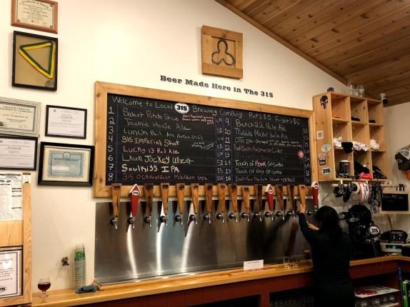 Local 315 Brewing Company