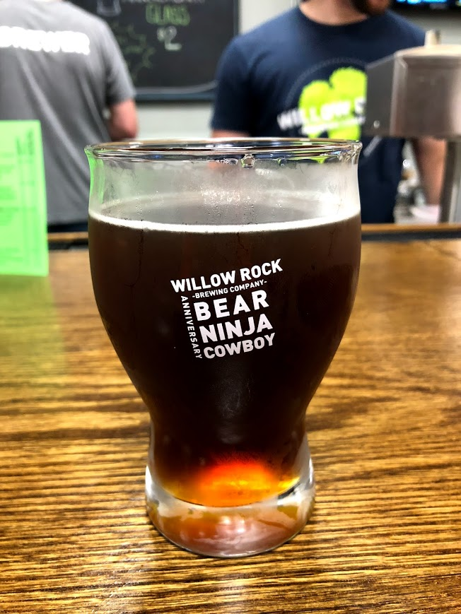 Willow Rock Brewery BNC