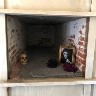 Sleepy Hollow Cemetery Dark Shadows Vault