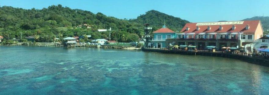 Roatan Bay Honduras