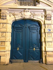 Doorway of Paris - Europe Travel Advice