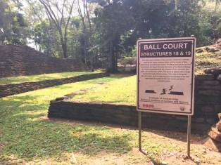 Belize - Nim Li Punit Ball Court
