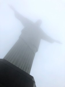 Christ the Redeemer Travel Fail