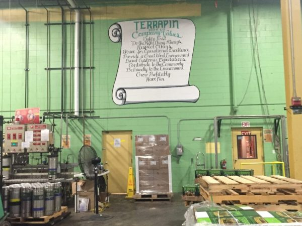 Terrapin Brewery - Atlanta Athens