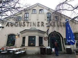 Augustiner Keller Munich