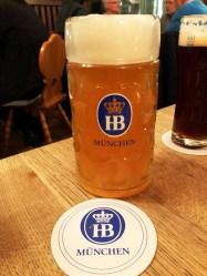 Hofbrauhaus Beer Munich