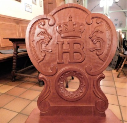 Hofbrauhaus Chair - Munich