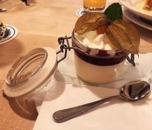 Parfait Dessert Munich