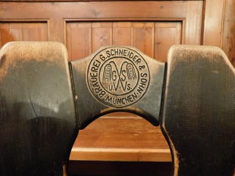 Schneider Weisse Chair - Munich