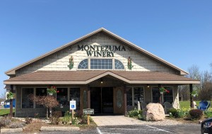 Cayuga Lake - Montezuma Winery