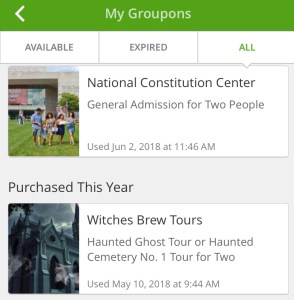 Travel on a Budget - Groupon