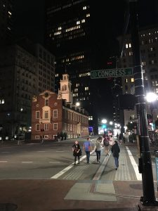Boston - Ghost Tour