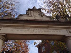 Boston - Harvard