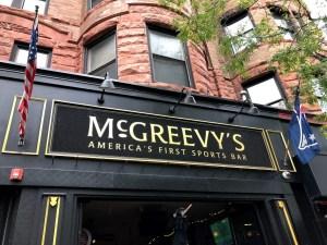 Boston - McGreevys