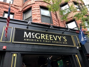 Boston - McGreevys