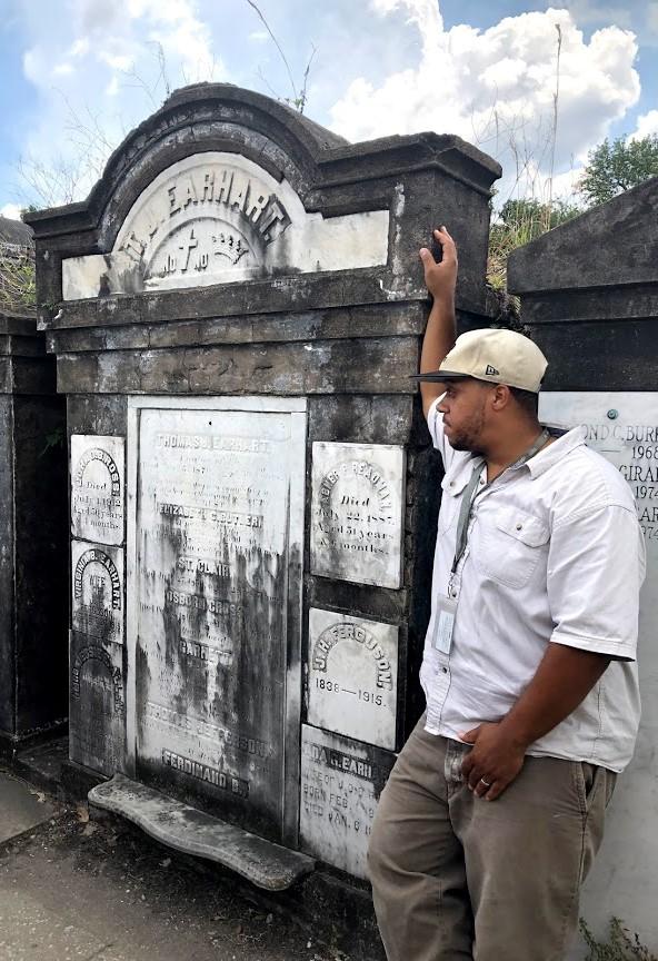 New Orleans - Lafayette Cemetery - Ferguson Mausoleum