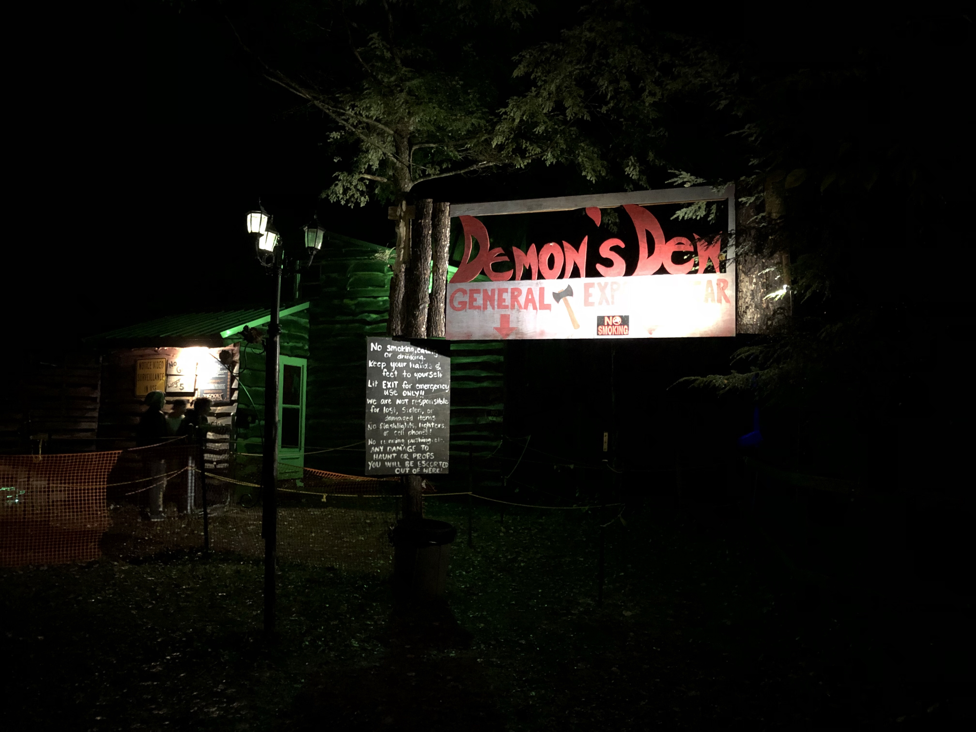 Demon Acres Demons Den