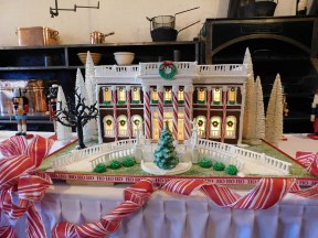 Marble House Gingerbread House
