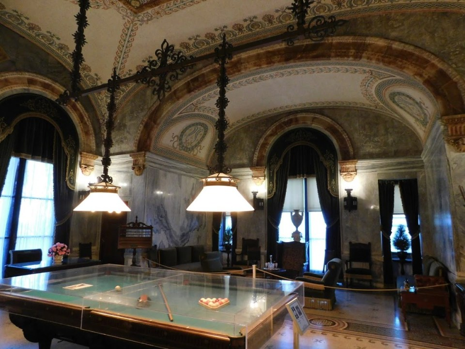The Breakers Billiards Room