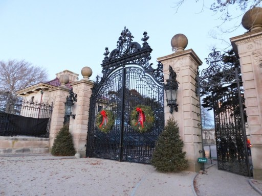 The Breakers Main Gate