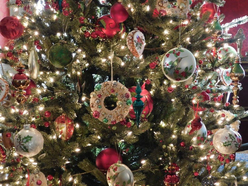 The Elms Ornaments