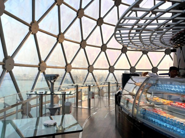 Kuwait Towers Observatory