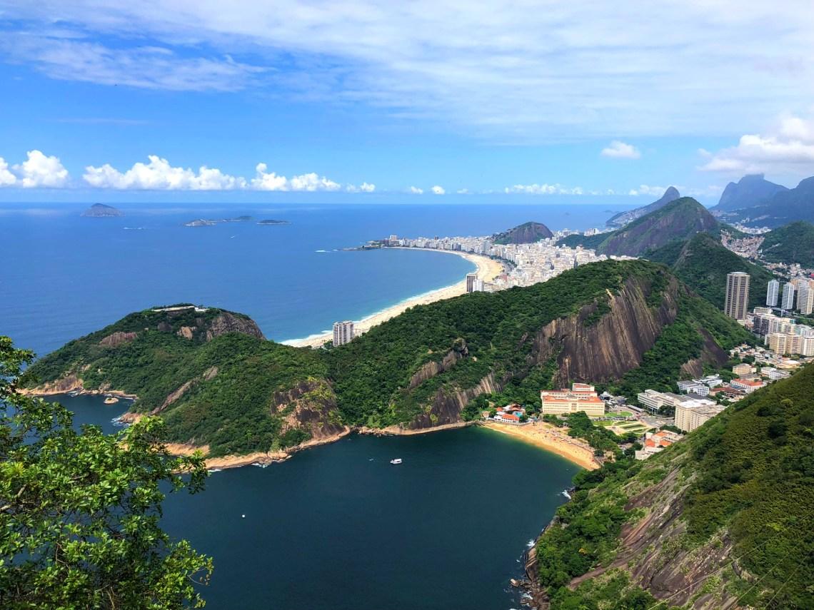 View of Rio de Janeiro