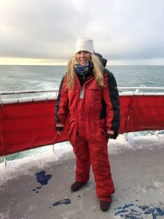 Whale Watching Overalls