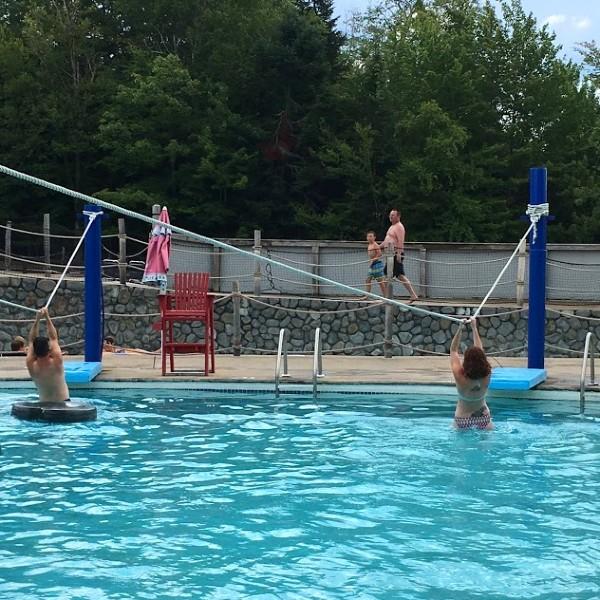Water Safari Pool