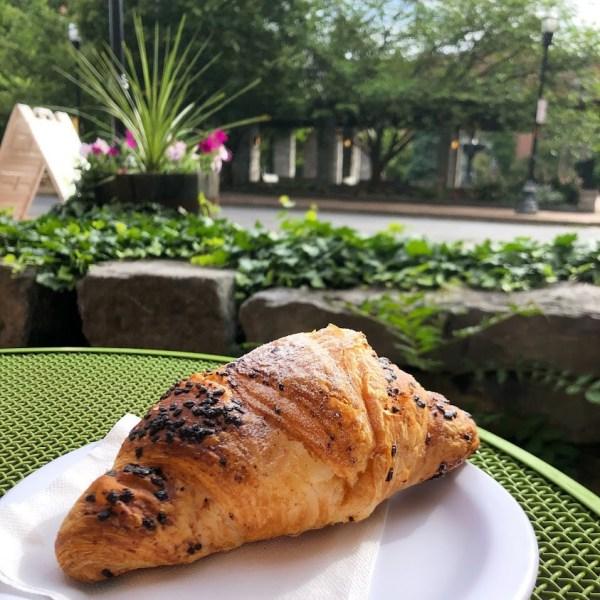 Freedom of Espresso Croissant