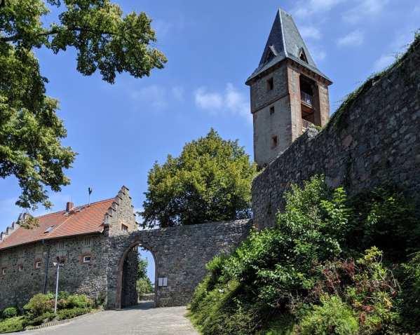 Burg Frankenstein