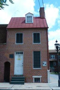 Edgar Allan Poe House