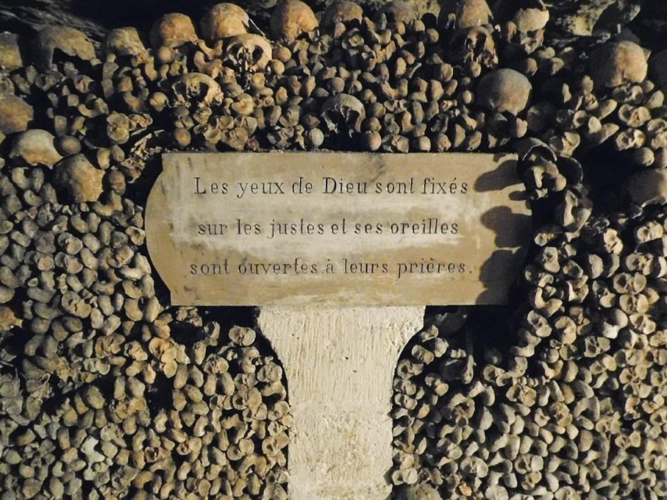 Catacombs Poem 1