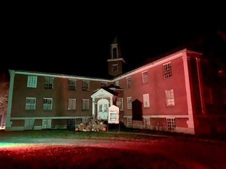 Rolling Hills Asylum Front - Most Haunted Place in New York