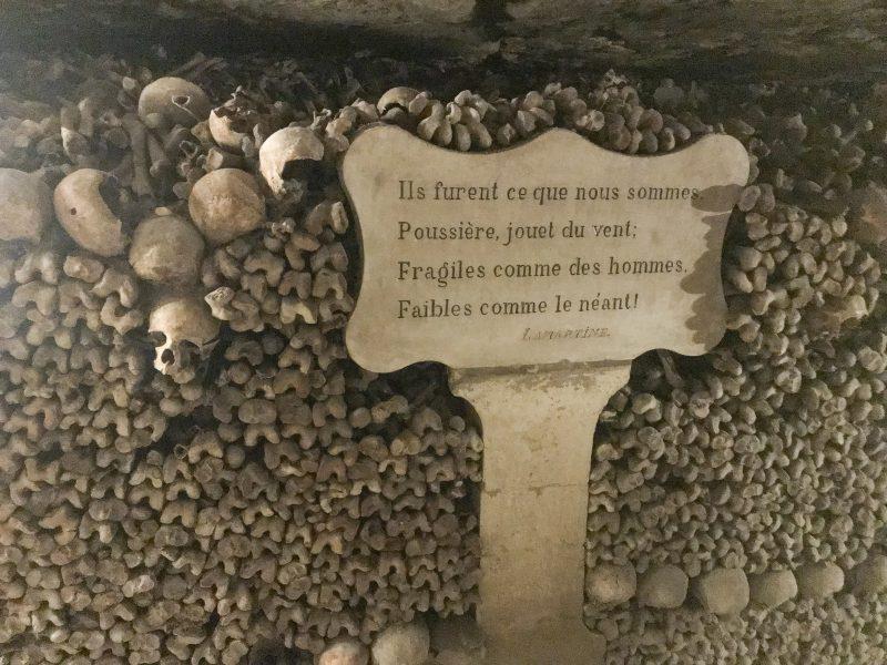 Catacombs Poem 2