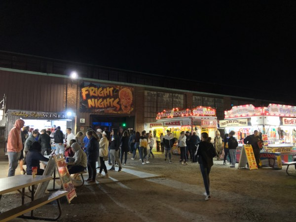 Syracuse Haunted Houses at Fright Nights