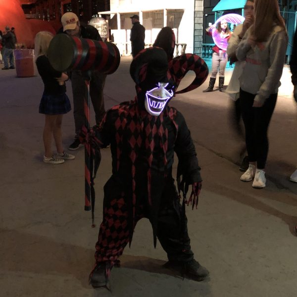 Syracuse Fright Nights Jester
