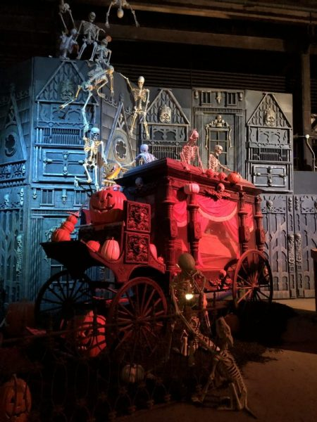 Syracuse Fright Nights Carriage
