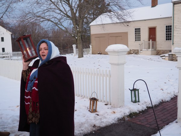 Genesee Country Village Yuletide Tour