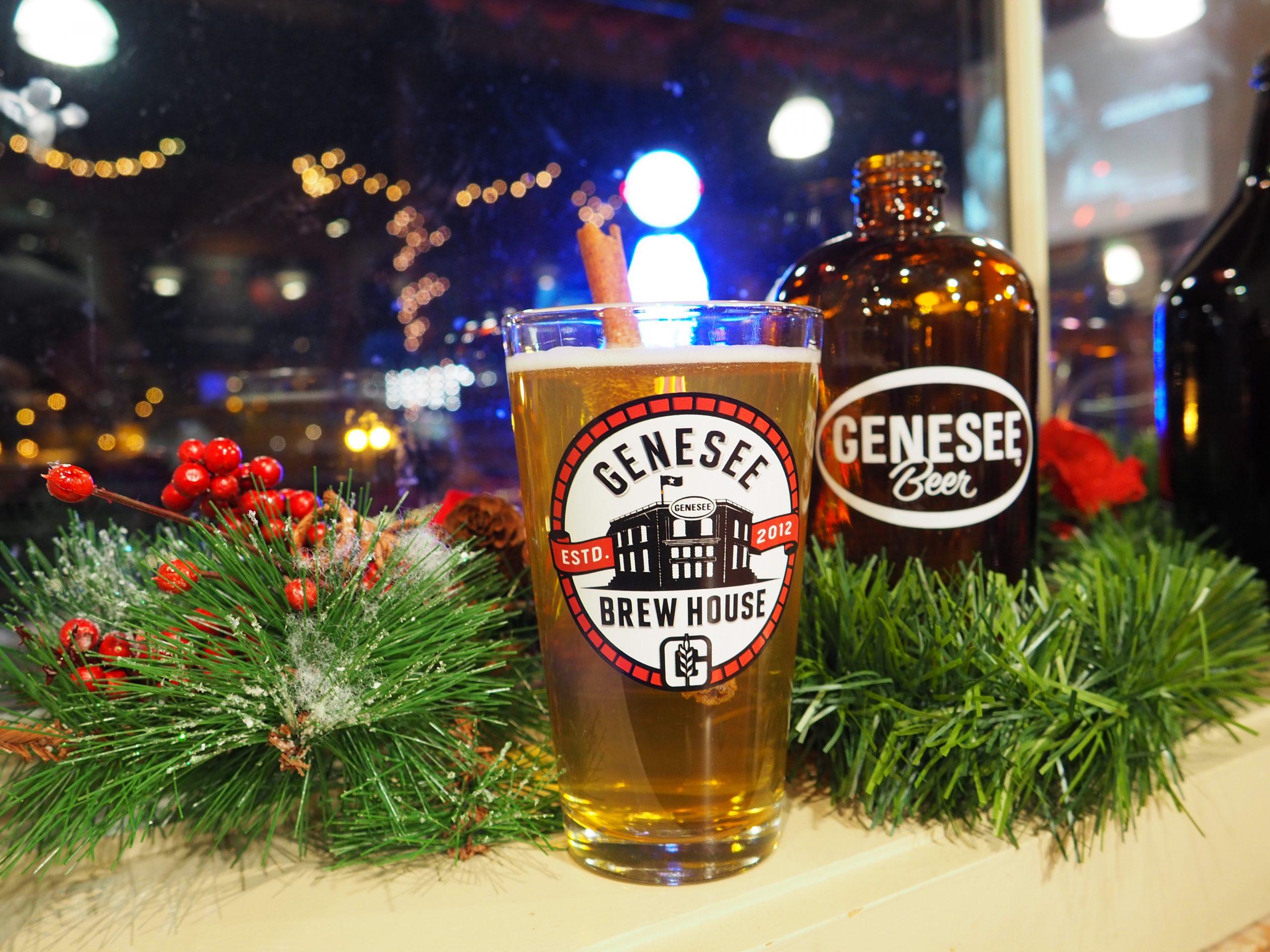 Genesee Christmas Ale
