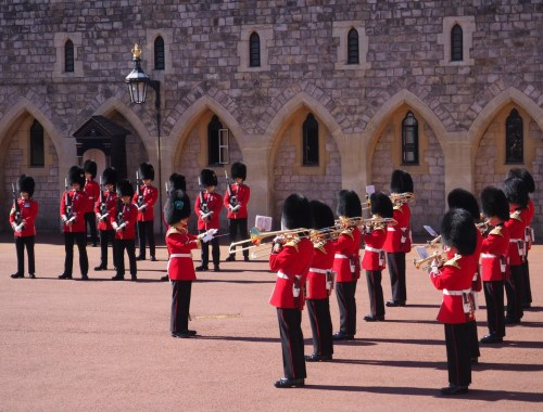 Windsor Castle Guard Band