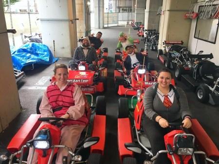 Go Karting in Japan
