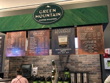 Green Mountain Coffee in Burlington Vermont