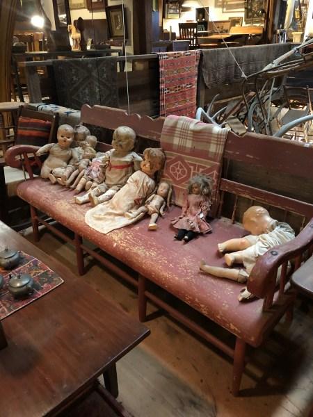 Antique Dolls 1